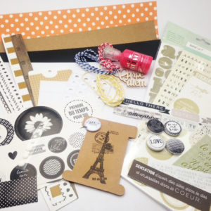 Kit Pages « Le scotch de masquage »