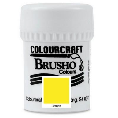 brusho-lemon-15gr