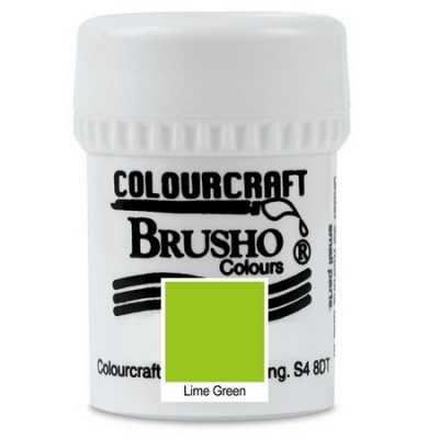brusho-lime-green-15gr
