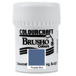 Brusho Colours Prussian Blue