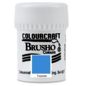 Brusho Colours Turquoise