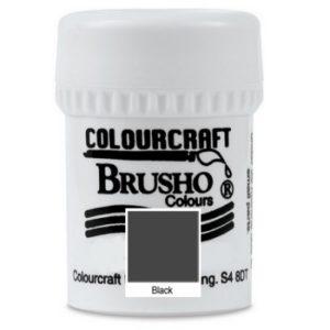 Brusho Colours Black