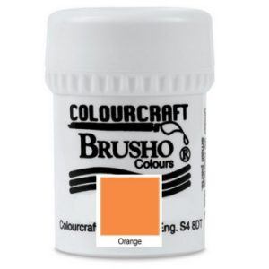 Brusho Colours Orange