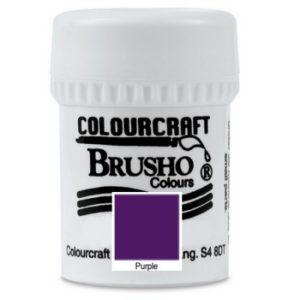 Brusho Colours Purple
