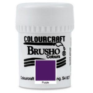 Brusho Colours Purple