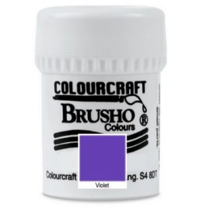 Brusho Colours Violet