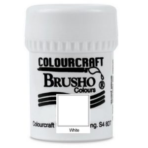 Brusho Colours White