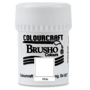 Brusho Colours White