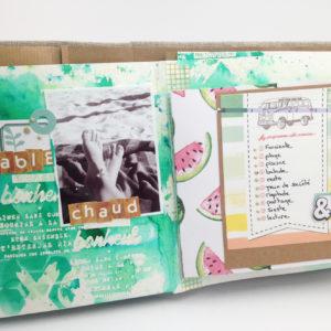 Tuto Mini-Album «Juste Nous et Eux»
