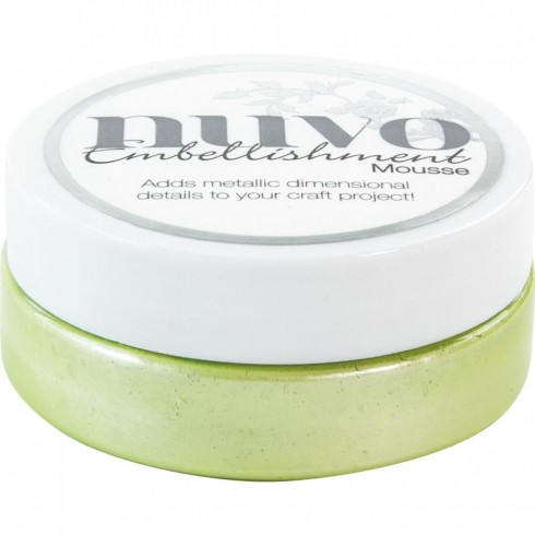 mousse spring green
