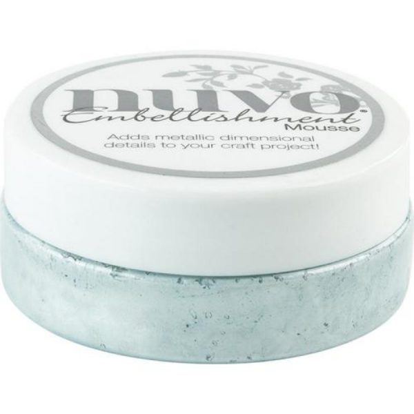 nuvo mousse powder blue