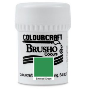 Brusho Colours Emerald Green