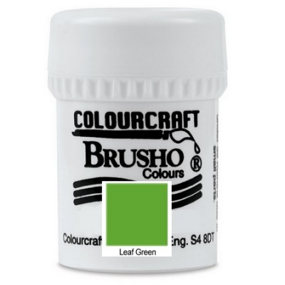 brusho-leaf-green-15gr