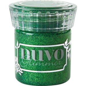 Nuvo Glimmer Paste «Emerald Green»