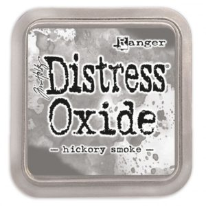 Distress Oxide Hickory Smoke