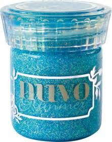 Nuvo Glimmer Paste «Sapphire Blue»