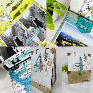 Kit Mini-Album «Mode Rire et Buller»