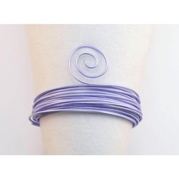 aluminium violet clair