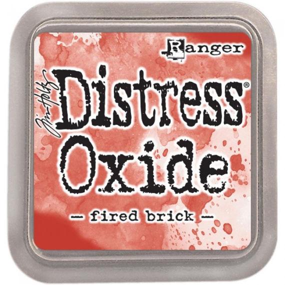 oxide fired brick
