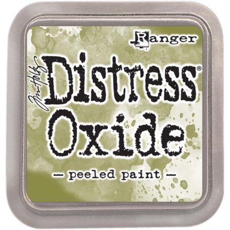 oxide peeled paint