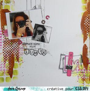 Première page pour la deuxième année et l'anniblog de CS&DIY