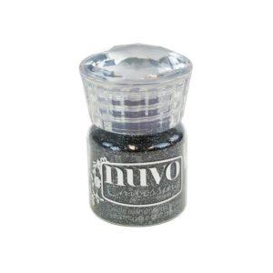 Poudre à Embosser Nuvo Glitter Noir