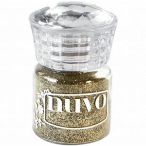 Nuvo Poudre à Embosser Glitter Gold Enchantment