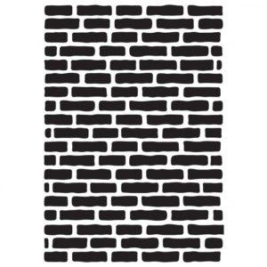 Classeur d'embossage Mur en Briques