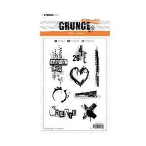 Planche de tampons Studio Light Collection Grunge