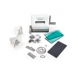 Sizzix Tim Holtz Sidekick Starter Kit White & Grey