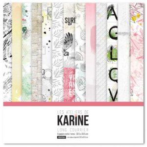 Collection Long Courrier Les Ateliers de Karine