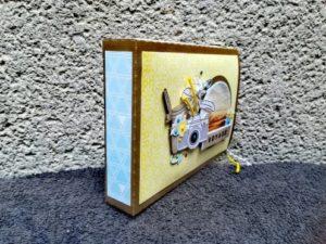 Un mini-album présenté par Frédérique