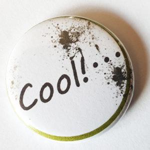 Badge «Cool Vert» Quiscrap