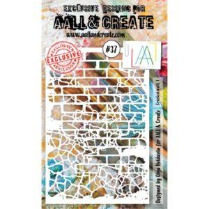 Pochoir 037 AALL&Create