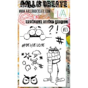 Planche de tampons 13 AALL & CREATE