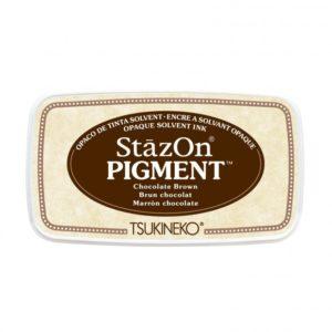Stazon Pigment Brun Chocolat