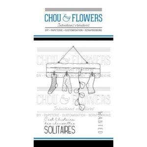 Tampons clear Chaussettes Chou&Flowers