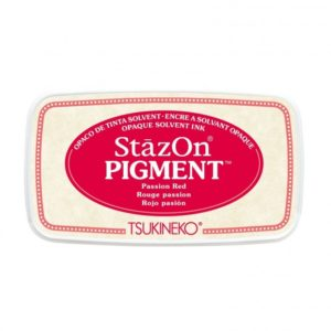 Stazon Pigment Passion Red