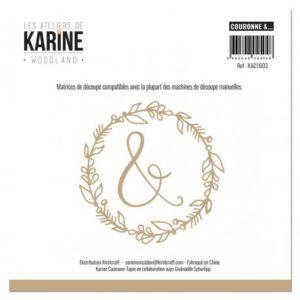 Dies Couronne &… Collection Woodland Les Ateliers de Karine