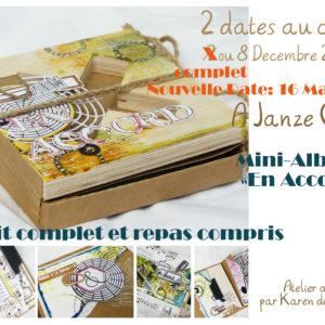 Crop à Janzé le 16 Mai 2020: Mini-Album En Accord