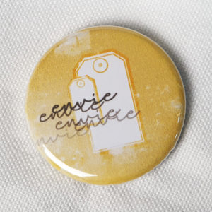 Badge #1 Collection Envie de Patouille de Quiscrap