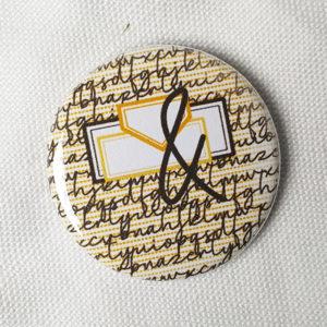 Badge #3 Collection Envie de Patouille de Quiscrap