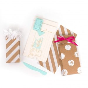 Gift Bag Punch Board de We R Memory Keepers