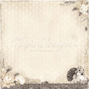 Papier Anniversary Maja Design Collection Celebration