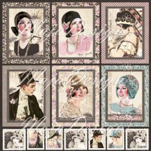 Papier Ephemera Collection Celebration MajaDesign