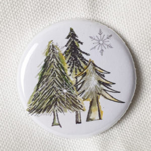 Badge L'Hiver by Quiscrap