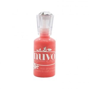 Nuvo Drops  Blushing Red