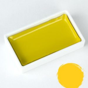 Godet Aquarelle Gansai Tambi Bright Yellow
