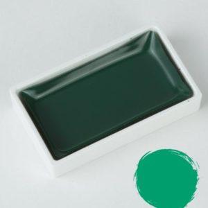 Godet Aquarelle Gansai Tambi Green