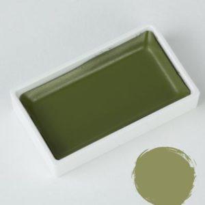 Godet Aquarelle Gansai Tambi Olive Green